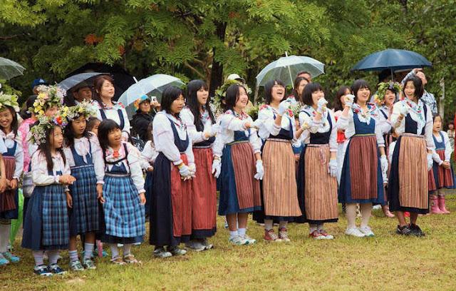 Sweden Hills: La ciudad japonesa que parece Suecia – Turismo Hokkaido