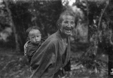 Fotografías que plasman la vida en Japón hace más de 100 años