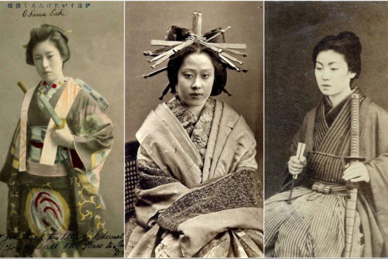 Onna Bugeisha: Las Mujeres Samurai