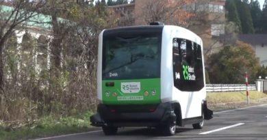 Autobuses sin conductor circularán desde 2020 en Japón