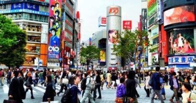 Japón, un país cada vez más seguro