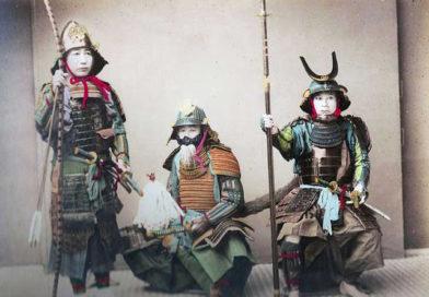 El ocaso de los samurái representado en estas maravillosas y extrañas fotografías del siglo 19