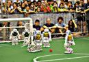 Nagoya es sede del campeonato internacional de fútbol jugado por robots