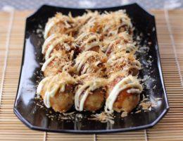 Como preparar Takoyaki