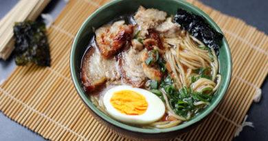 Receta japonesa: Como preparar Shoyu Ramen