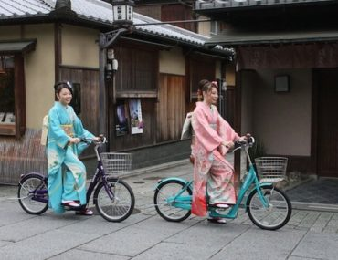 ¿Cómo moverse por Kioto?