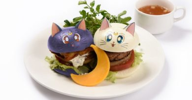 Abrirán cuatro cafés temáticos de Sailor Moon en Japón