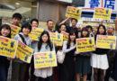 Cada vez más voluntarios japoneses ayudan a los extranjeros a orientarse
