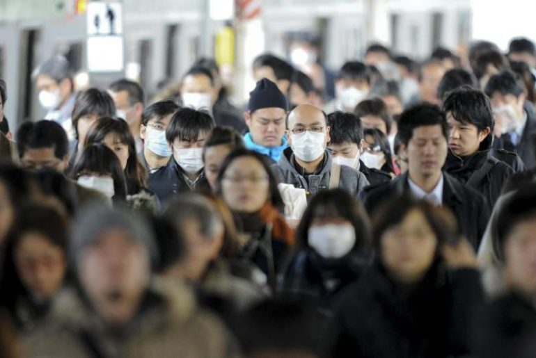 Tokio población