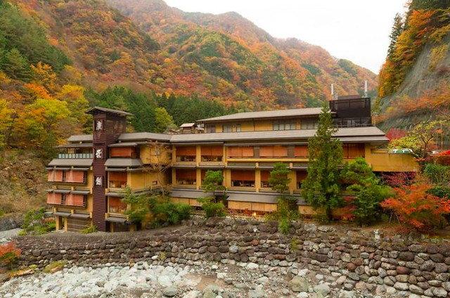 El hotel mas antiguo del mundo