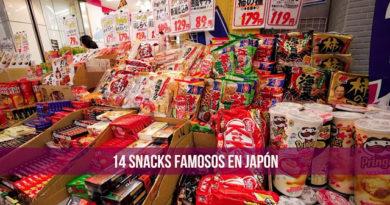 14 Snacks famosos en Japón – Japón And More