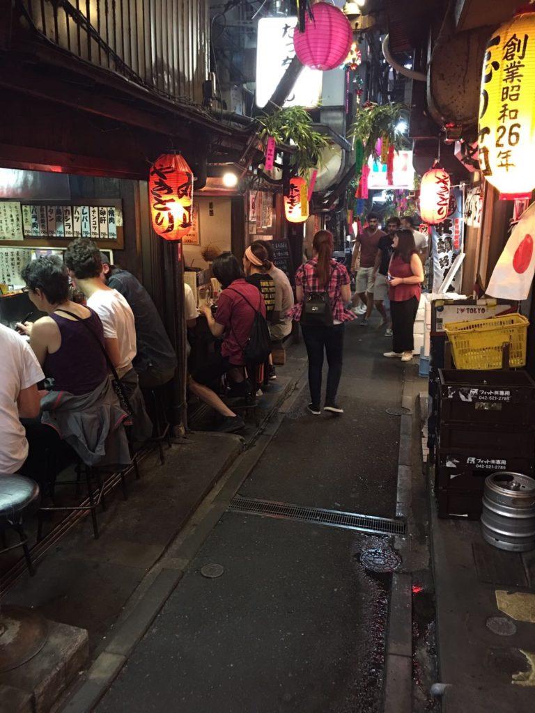 Lugares para visitar en Shinjuku