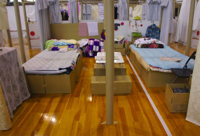 Cajas camas