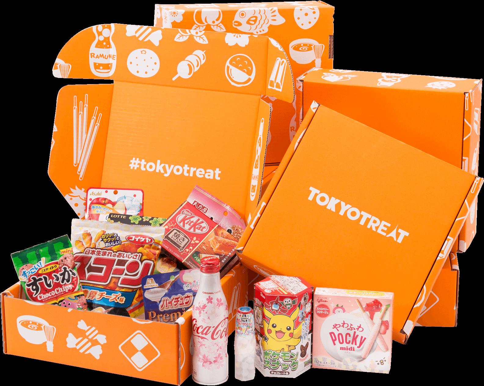 Tokyo Treat Snacks Y Golosinas Japonesas Hasta La Puerta De Tu Casa