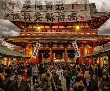 Año Nuevo en Japón