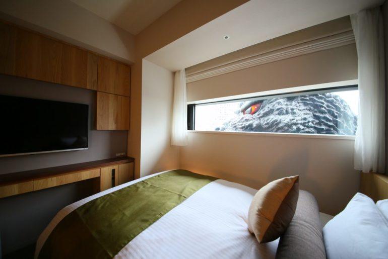 hoteles temáticos Japón
