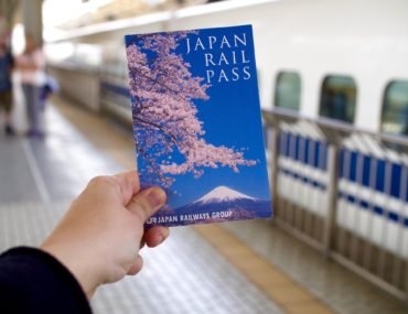 japan rail pass free