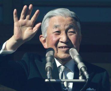 Emperador japonés Akihito cumple 84 años