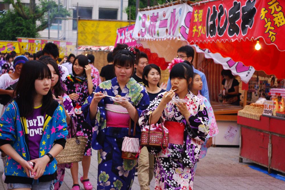 mejor temporada para viajar a Japón