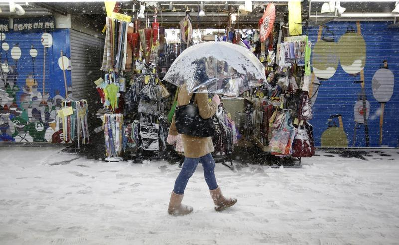 Clima en Japón