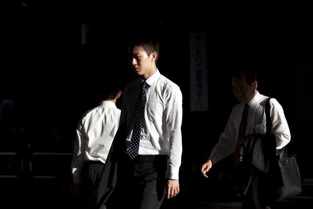 Empleados en Japón