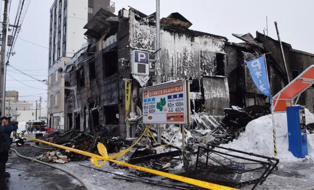 incendio ansiamos japón