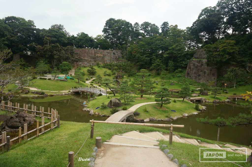 Jardín de Gyokuseninmaru