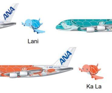 A380 de All Nippon Airways