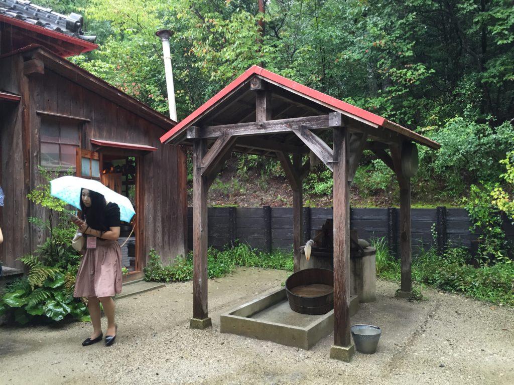 casa de Satsuki y Mei
