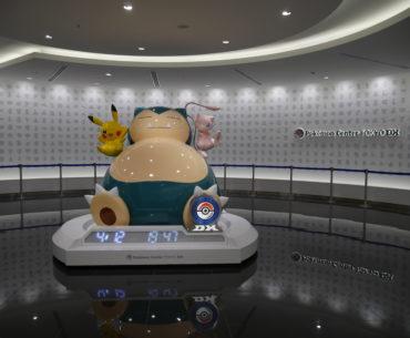 Visitamos el nuevo Pokémon Center Tokyo DX en Nihonbashi