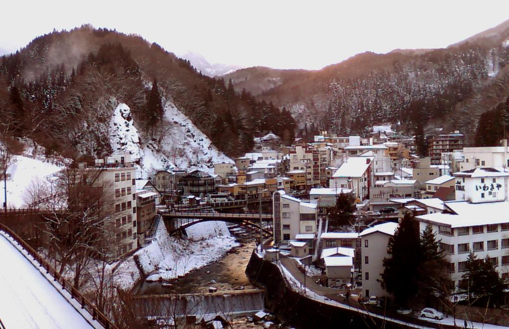 Tsuchiyu Hot Spring