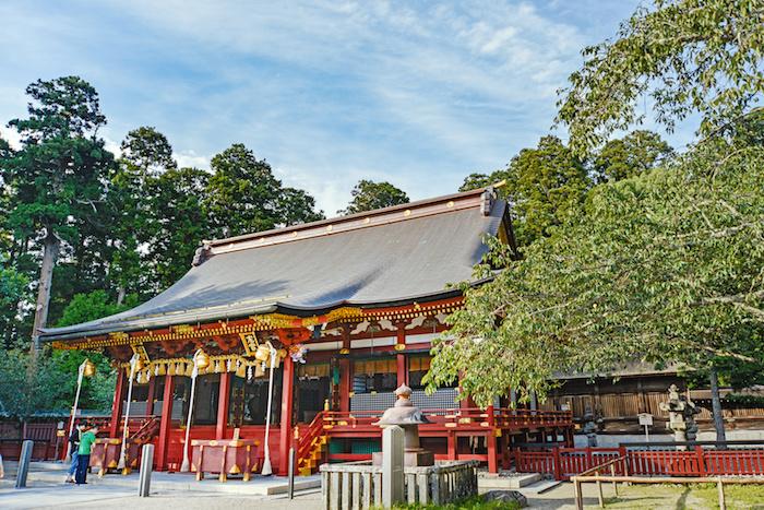 Santuario Shiogama