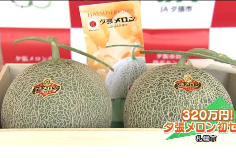Melones Yubari