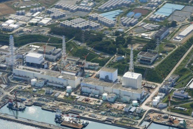Fukushima reactores