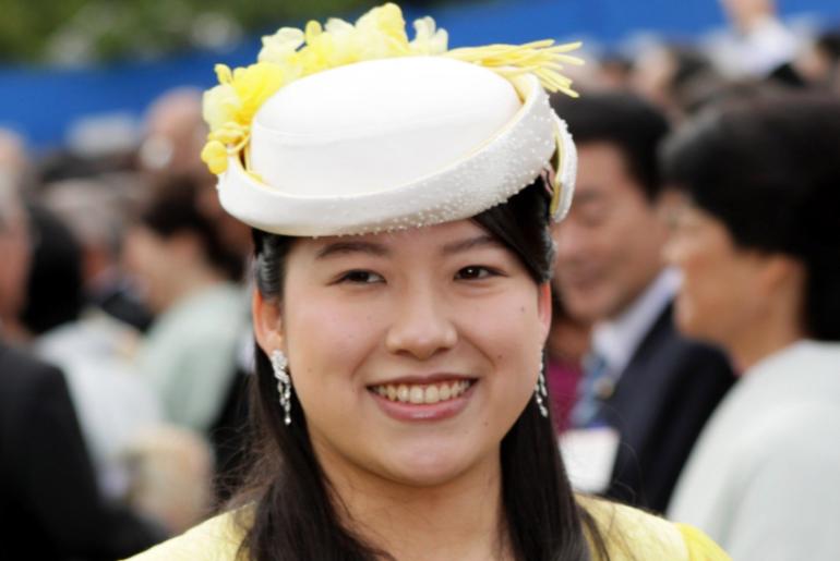 princesa japonesa Ayako
