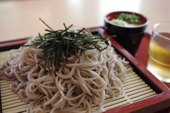 Soba(蕎麦)