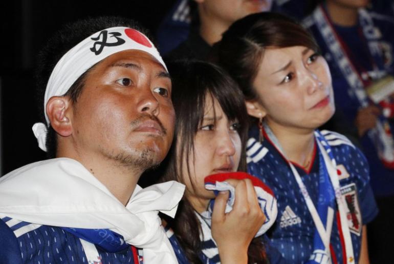 japoneses tristes rusia