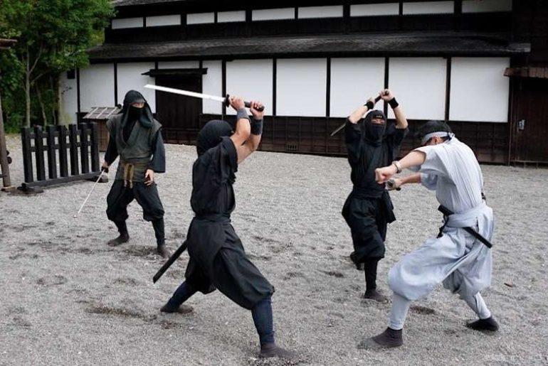 ninjas iga