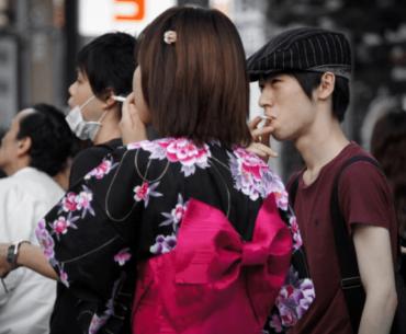 Japón ley antitabaco