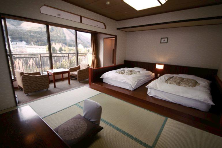 Dónde Dormir en Japón