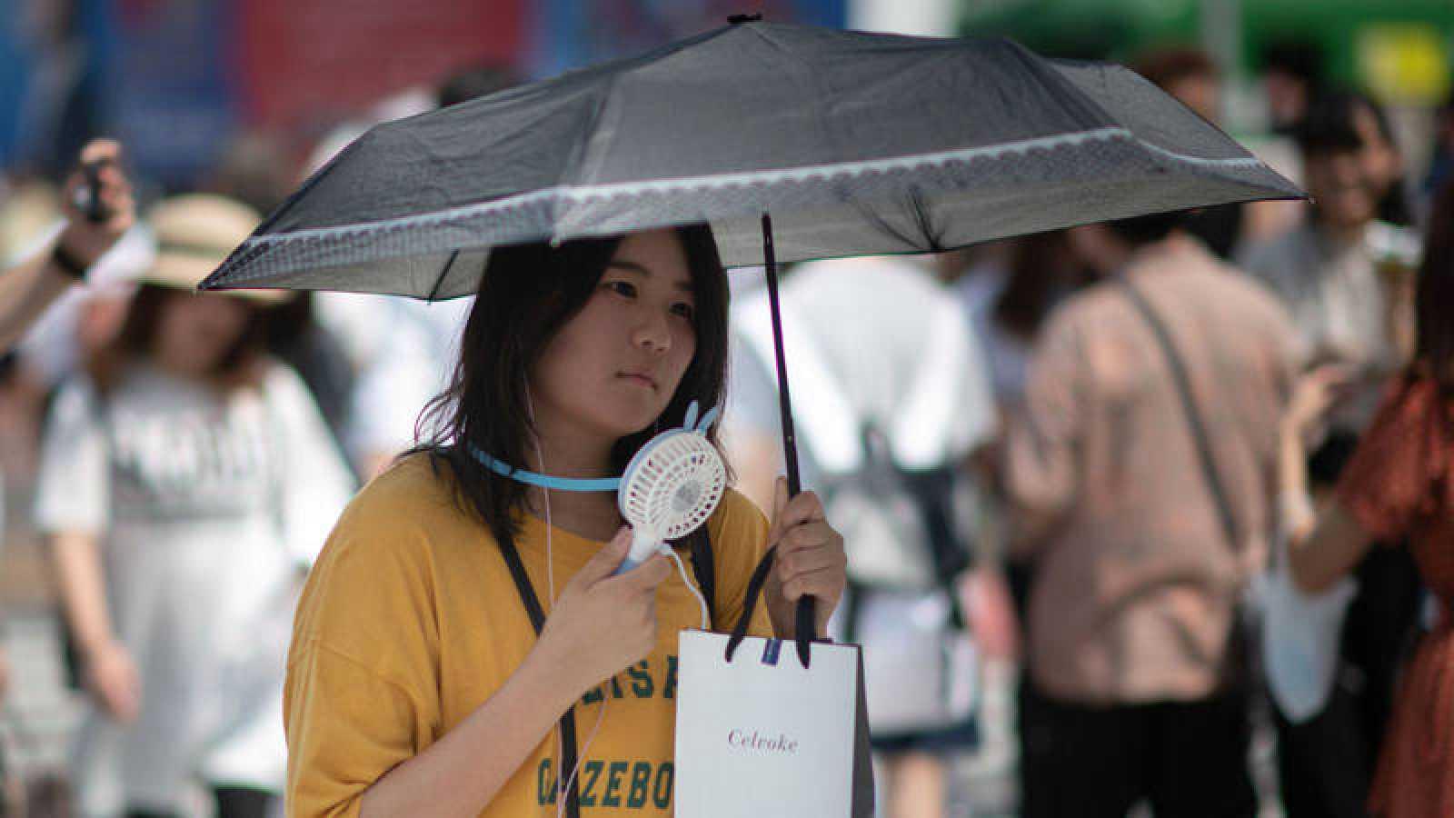 Japón alarga las vacaciones en algunas escuelas para evitar la ola de calor