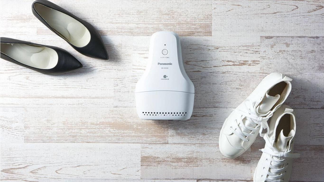 Japón crea un dispositivo que elimina el mal olor de los zapatos