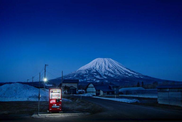 Desciende máquinas expendedoras en Japón