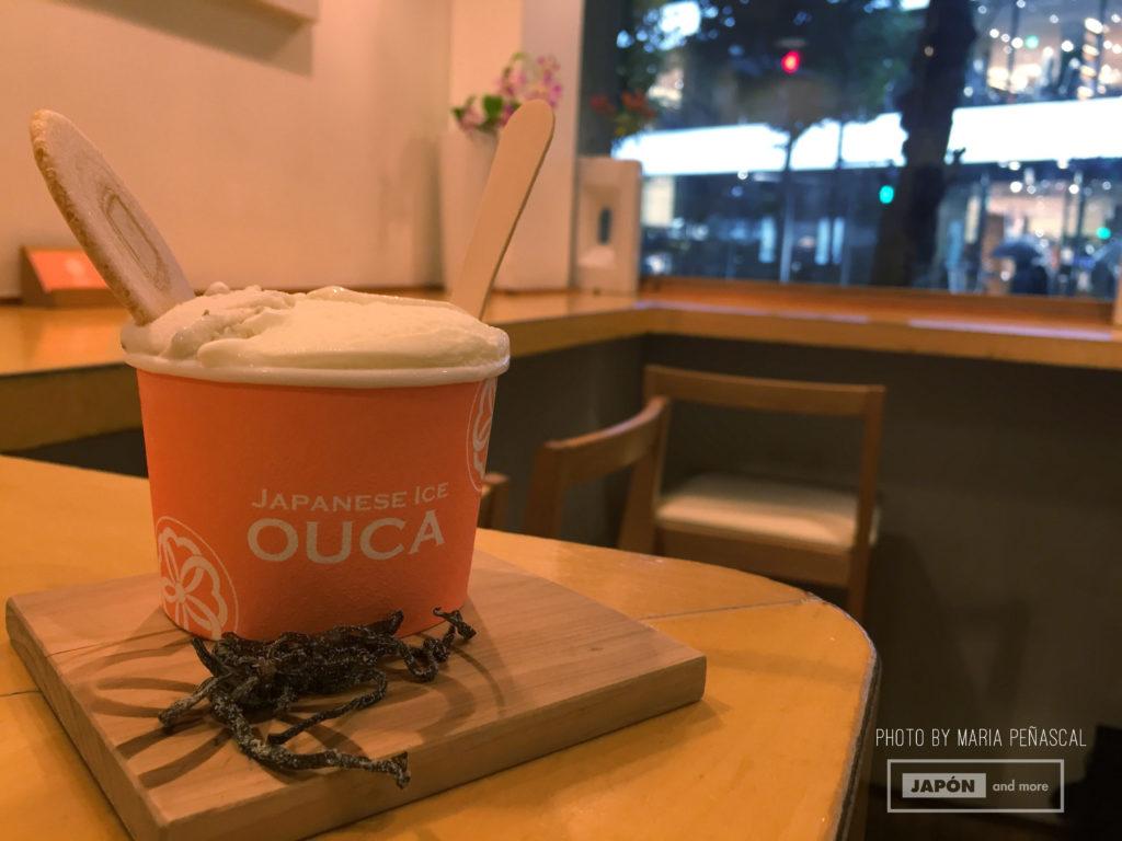 heladería japanese ice ouca