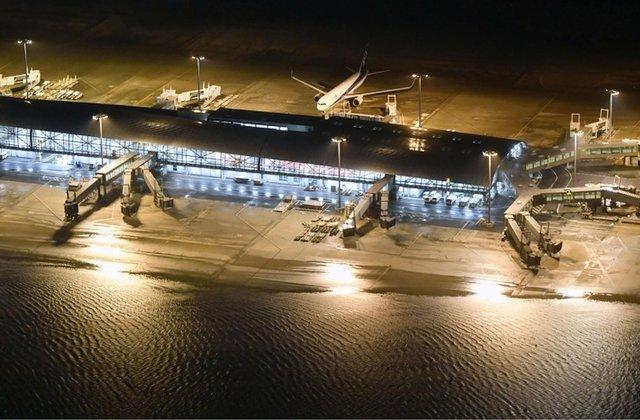 Post relacionado:Inundaciones en el aeropuerto internacional de Kansai