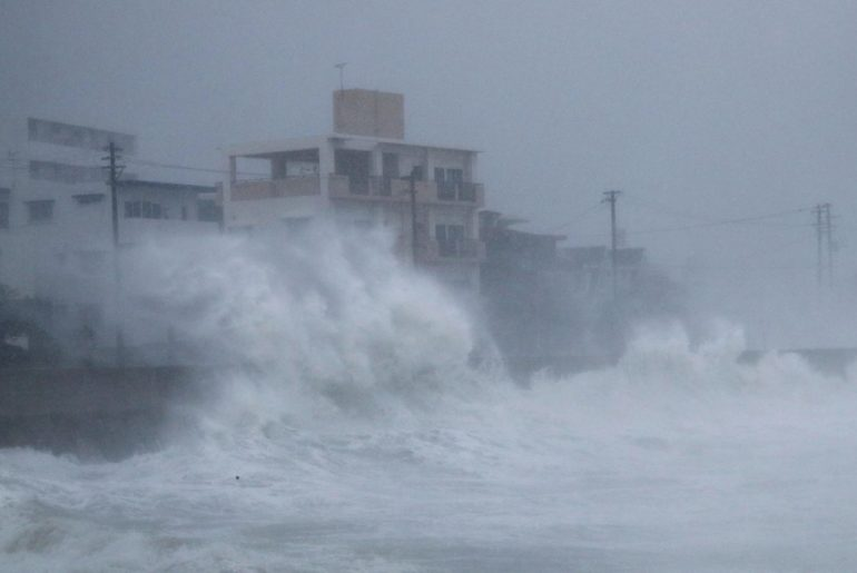 tifón Trami