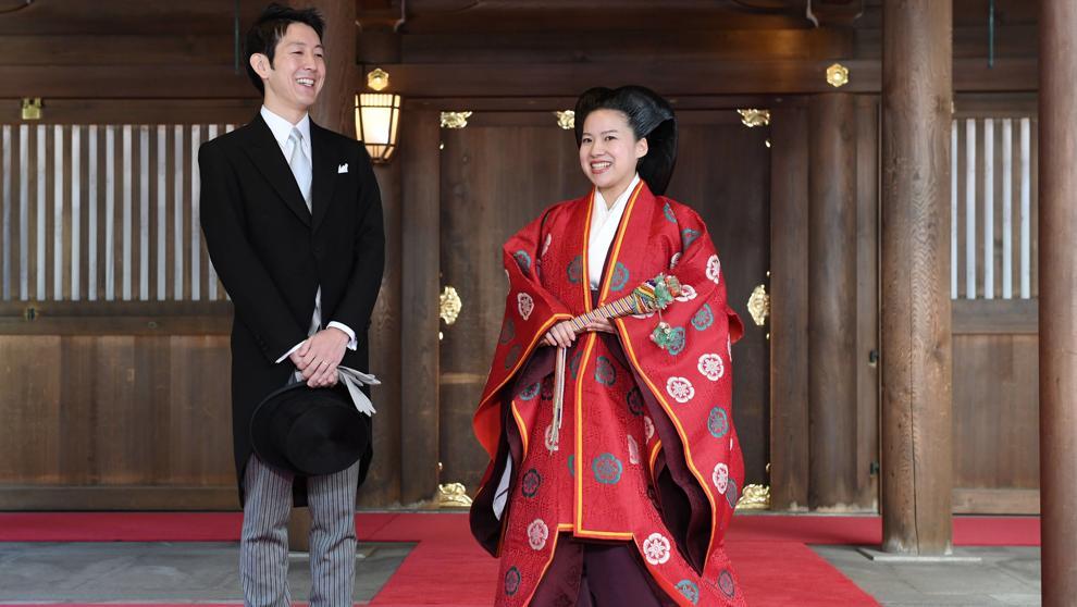 princesa ayako boda