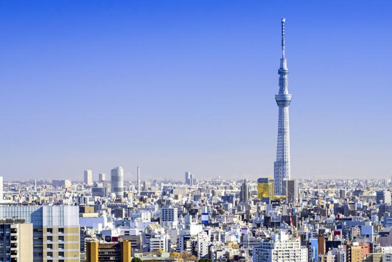 Tokyo Skytree antisísmica