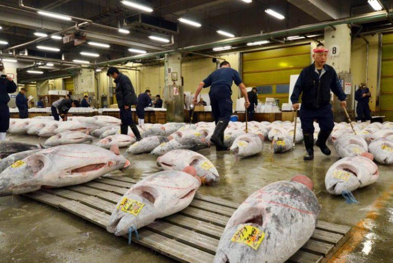 cierra el mercado de tsukiji