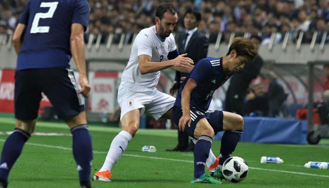 Japón Uruguay